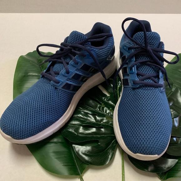 Adidas Men's Royal Blue Cloud Foam Shoes 12